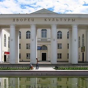 Дворцы и дома культуры Усолья-Сибирского