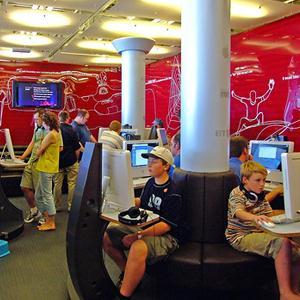 Интернет-кафе Усолья-Сибирского