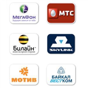 Операторы сотовой связи Усолья-Сибирского