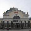 Железнодорожные вокзалы в Усолье-Сибирском
