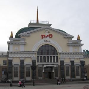 Железнодорожные вокзалы Усолья-Сибирского